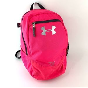 "Under Armour Hot Pink 15"" Backpack"